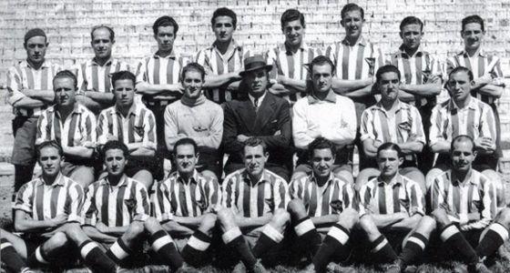 西班牙内战后的马德里竞技,谋事在人,成事在天