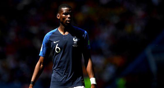 法国2-1澳洲:三叉戟中路提速策略,博格巴的使用困局