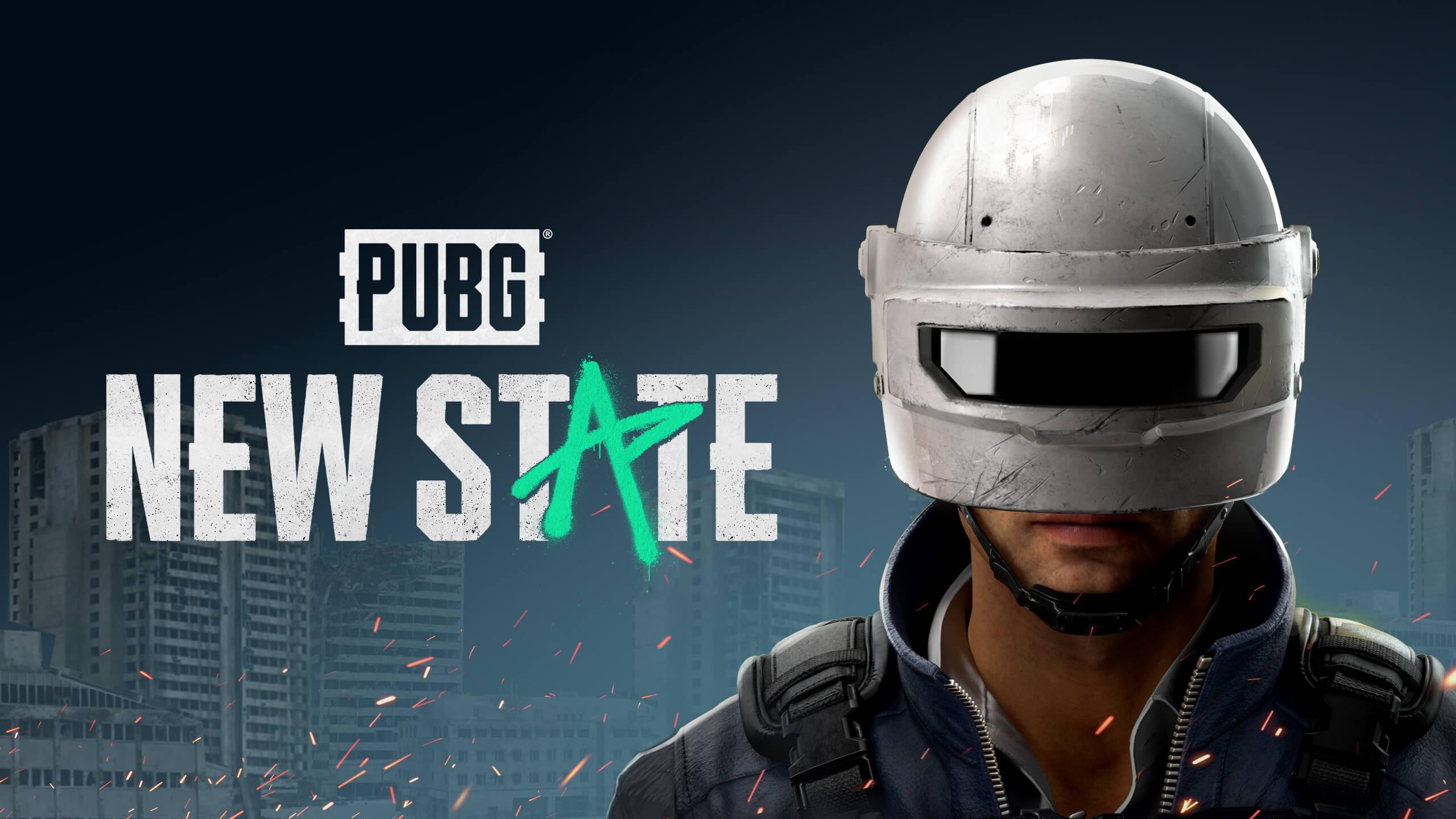 PUBG全新手游曝光,未来感的战术竞技 PUBG:NEW STATE