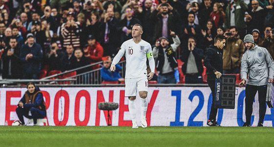 告别不完美的鲁尼,告别英格兰足球一个不完美的时代