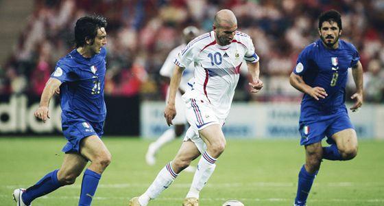 流年:世界杯回忆,2006最后的荣光
