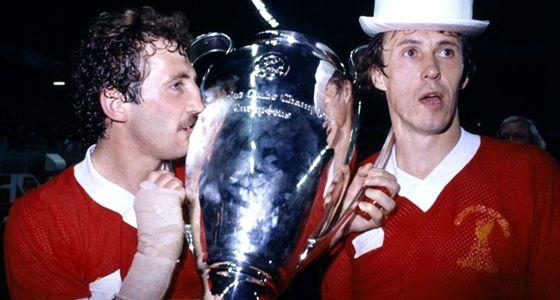 经典回顾:1981年欧冠决赛,佩斯利率利物浦三夺欧冠